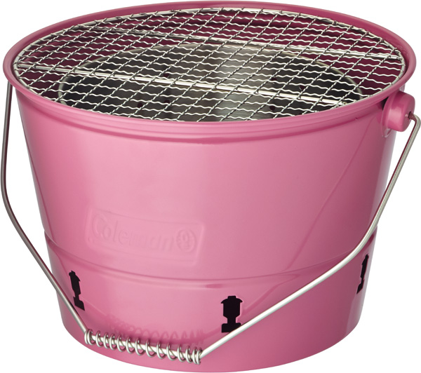 BBQバケット(ピンク)の画像1