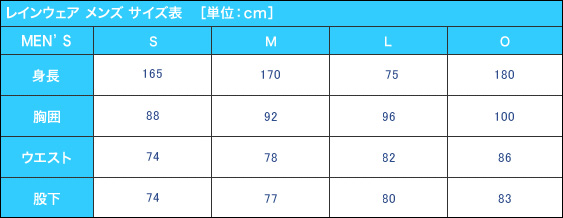 【30%OFF】メンズブレステックプレミアムレインスーツ/ビリジアン(598)/S【数量限定】の画像2