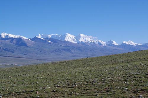 チベットの写真